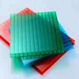 La mejor hoja del material para techos del policarbonato de la calidad con 10 años de garantía