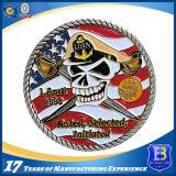 Воискаа бросают вызов медальон монетки сувенира