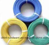 PVC 메시 Weaving/PVC에 의하여 입히는 직류 전기를 통한 철사를 위한 입히는 철 철사