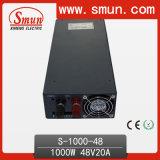 Smun S-1000-48 48V 20A 1000W Gleichstrom-Schaltungs-Stromversorgung