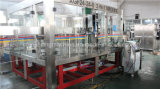 Заполняя автоматической воды разливая по бутылкам и герметизируя машинное оборудование с PLC