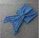 大人はPillingによって編まれる普及した羊毛毛布を防ぐ