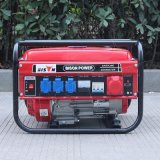 Des Bison-(China) des Benzin-6.5HP Benzin-Generator Generator-Luft abgekühlter Schweizer Kraftpapier-Sk8500W
