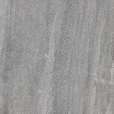 Telha de assoalho de pedra Lx6616W da porcelana do olhar do cimento da areia