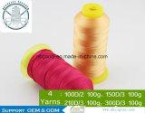 filato cucirino impermeabile del poliestere di nylon di #10 #20 #30 #40 per l'ombrello delle tende delle tende