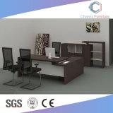 Projekt-Entwurfs-Schwarz-hölzerner Tisch-Büro-Schreibtisch