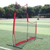 Bildschirm-Baseball-Nicken-Netz-Bildschirme L-Form Baseball-Nicken-Praxis-Netz oben knallen