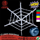 LED PVC IP65 Pumpkin Happy Halloween Motif Holiday Light para iluminação exterior