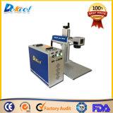 Raycus/Ipg Faser-Laser-Markierung Mopa Maschinen-Markierung für Ring-Edelstahl für Verkauf in China