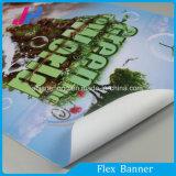 Bandera de la flexión del PVC para la publicidad al aire libre