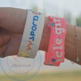 Браслет Wristband силикона 2016 способов франтовской с вашим логосом