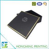 Kundenspezifisches Firmenzeichen-steifer Pappgeschenk-Kasten