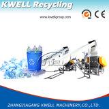 O animal de estimação lasc lavagem de frascos que recicl a máquina/linha/plástico que lava recicl a linha