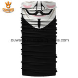 Bandana stampato abitudine calda della maschera di protezione di vendita in noi