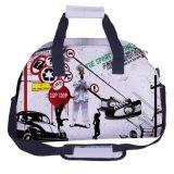 com compartimentos os esportes dirigem sacos de Duffel da dança da cremalheira da parte alta dos sacos do homem