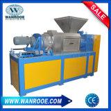Máquina del exprimidor y de la granulación de la película del PE de los PP con el secador