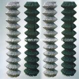 철사 담 또는 체인 연결 담 또는 다이아몬드 담