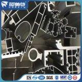 SGS/ISO Estándar Internacional perfiles de extrusión de aluminio con superficie diferente