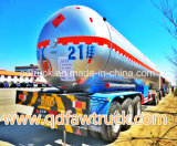 de 59cbm 3axles LPG del tanque acoplado semi