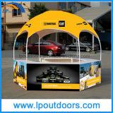 Abdeckung-Zelt-Bildschirmanzeige-im Freienzelt Durchmesser-3m für Ereignis