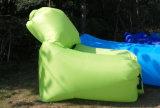 普及した不精な袋のソファーの膨脹可能なハンモックの空気豆袋の椅子(L065)