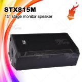 "Stx815m Professional Speaker 15 ""Stage Monitor"
