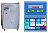PLC de Controle Geïntegreerdea het Verwarmen van de Inductie Levering van de Macht, het Kabinet van de Levering van de Macht van de Smeltende Oven