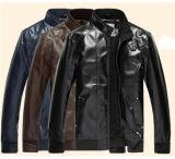 Jupes en cuir d'unité centrale de Faux de la mode des hommes