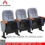 Auditorio de la nueva sala de espera de plástico silla para sentarse Yj1009