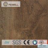 Le meilleur marché dans le prix de plancher en bois de PVC de ménage de la Chine