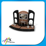 Wholesale Factory Black Table Top Wooden Wrist Watch Display