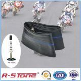 Tubo interno popular de Motercycle del caucho natural de la talla de 3.00-18