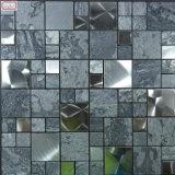 Buenos azulejos baratos de la piscina de la fábrica del mosaico de Foshan de la forma del azulejo del precio de Quilty y mosaico decorativo del vidrio cristalino de la pared