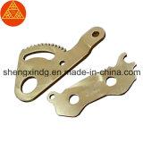 Appuyer le poinçon estampant le laiton de cuivre électronique électrique partie l'induit Sx393 de supports de garnitures d'accessoires