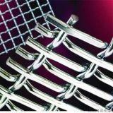 Гальванизированная/нержавеющая сталь минирование волнистой проволки сетка