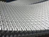 Iso ampliato della maglia del metallo