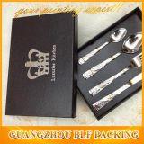 Boîte-cadeau noire de carton (BLF-GB057)