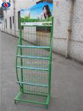 Supermarkt-Metalldraht-Bildschirmanzeige-Zahnstange