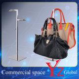 Carrinho do saco da cremalheira do saco do aço inoxidável do gancho do saco da prateleira de indicador do saco do carrinho de indicador do saco da cremalheira de indicador do saco (YZ161509)