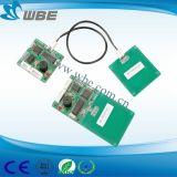 Sistema de atendimento de tempo de 13,56 MHz Sistema de leitor / gravador de cartões RFID
