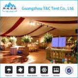 贅沢な装飾が付いている500の人15X50mの屋外の結婚式のテント