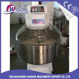 Misturador de massa de pão industrial da espiral da velocidade dobro de máquina de mistura da farinha de 200 quilogramas para o pão