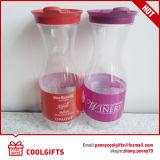 Fördernde BPA geben Wasser-Plastikflasche, pp.-Saft-Milch-Krug frei