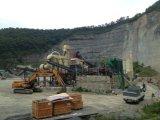 centrale 500tph pour le basalte avec la bonne performance
