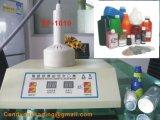 Máquina semiautomática da selagem da indução do frasco da folha de alumínio