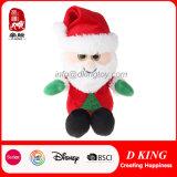 산타클로스 OEM에 의하여 채워지는 도매 제품 연약한 견면 벨벳 장난감 크리스마스 선물
