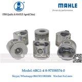 Isuzu 6bg1 Oil Cooler Piston com marca Mahle