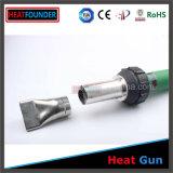 горячий сварочный аппарат PVC воздушного пульверизатора 3400W в штоке