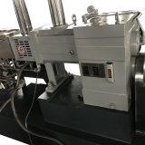 A manufatura gêmea plástica da extrusora de parafuso da eficiência elevada