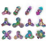 Het Dragende Speelgoed van uitstekende kwaliteit friemelt de Materialen van het Metaal van de Spinner